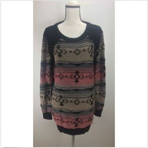 NWT Womens ABOUND Knit Sweater Size XL Wide